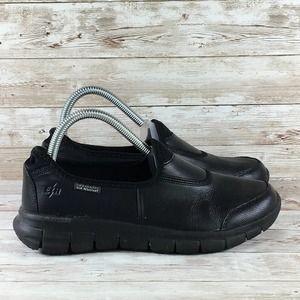 Skechers Work Black Memory Foam Slip Resistant